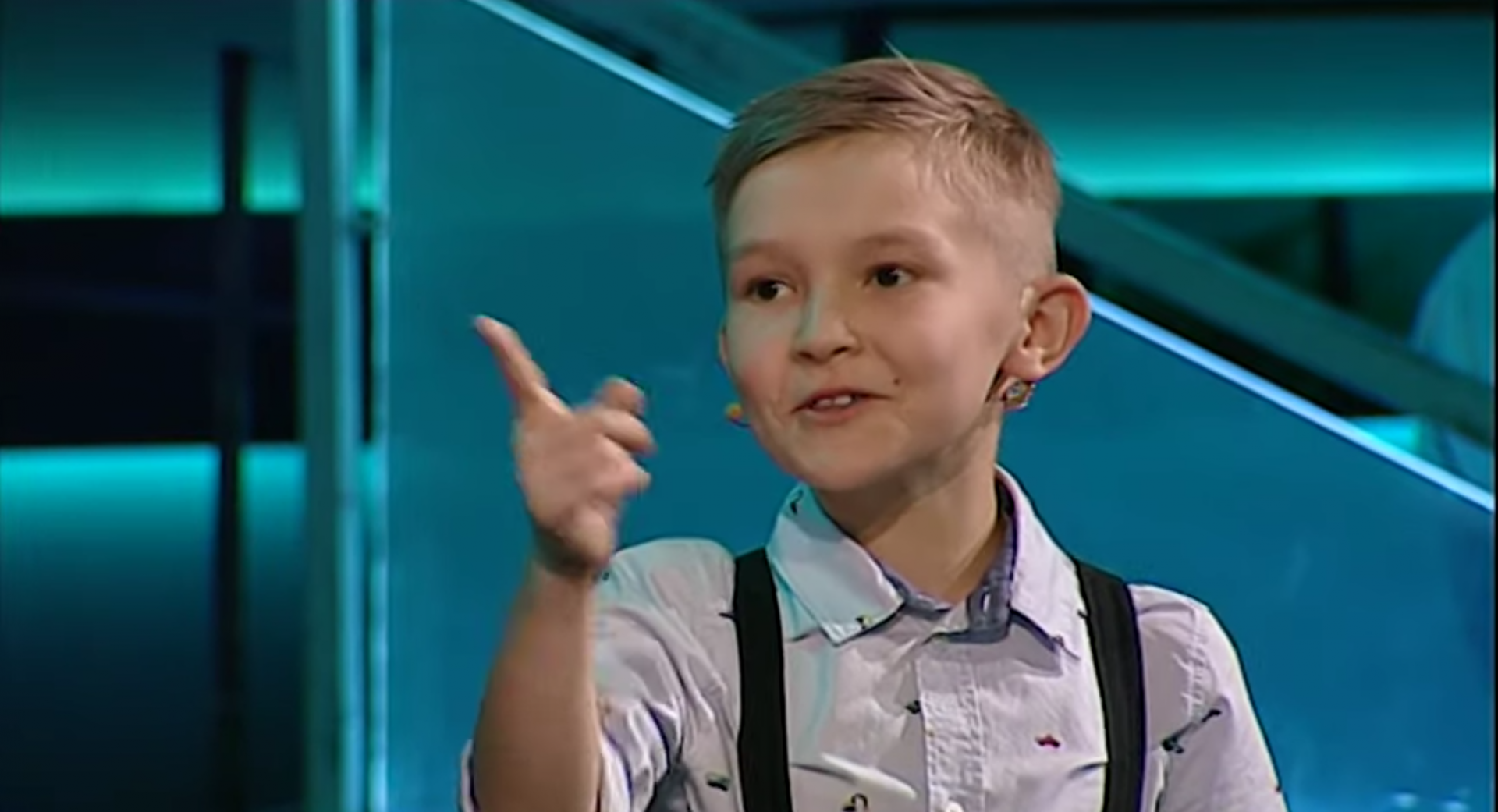"""7d02f346ac9e63921a82f17b6f4fd88c - 10-year-old boy from Nur-Sultan won the show """"the coolest"""""""