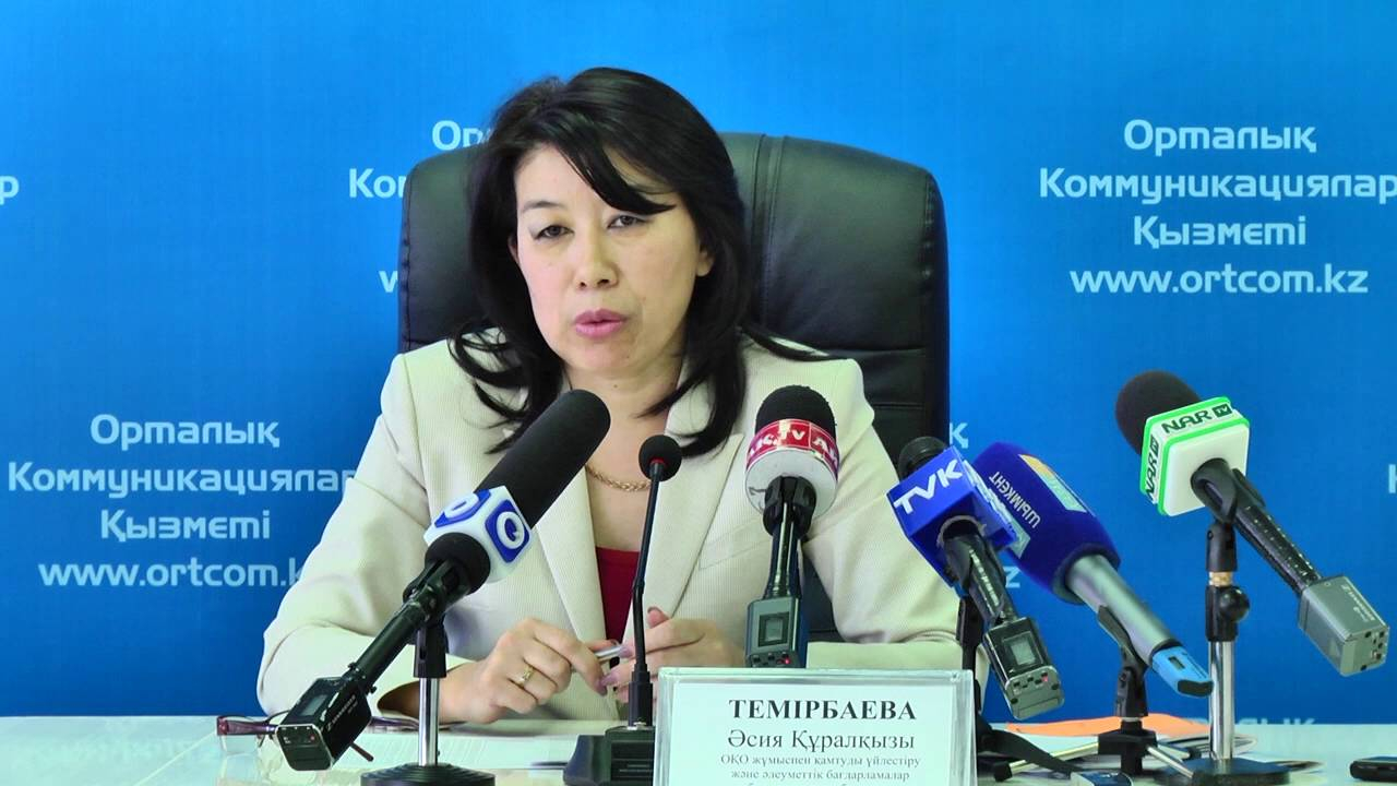 8ef3f8653ec6967db77b0a5c02180ed3 - Appointed head of the Department of employment and social programs of the Turkestan region