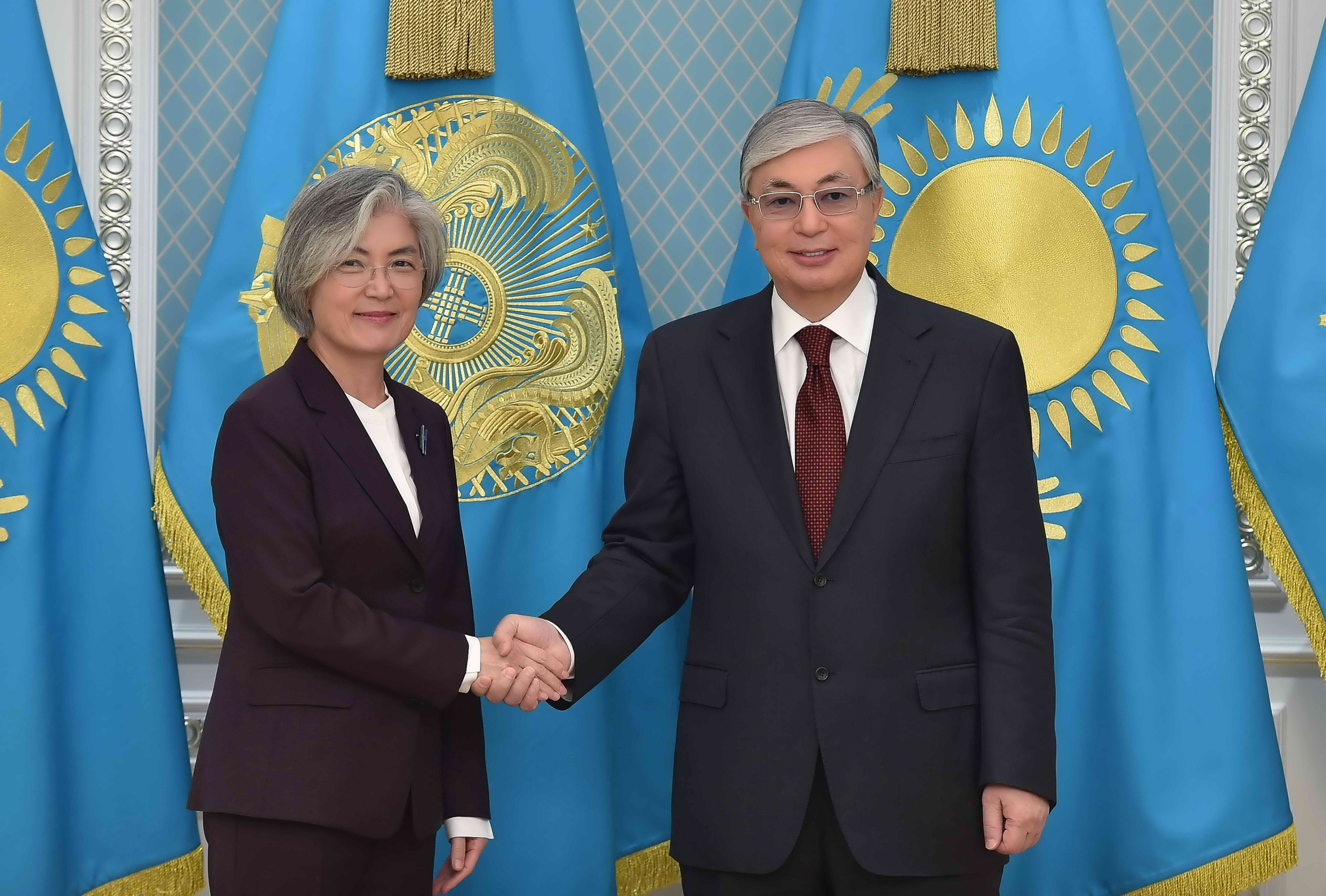 8fed126251c1c98e52523989d6c1641a - Kassym-Zhomart Tokayev will visit South Korea in 2020