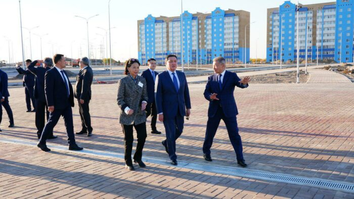 98384e1d21fc890b18698fc0520416db 700x393 - Askar Mamin presented the plan of development of the Semey