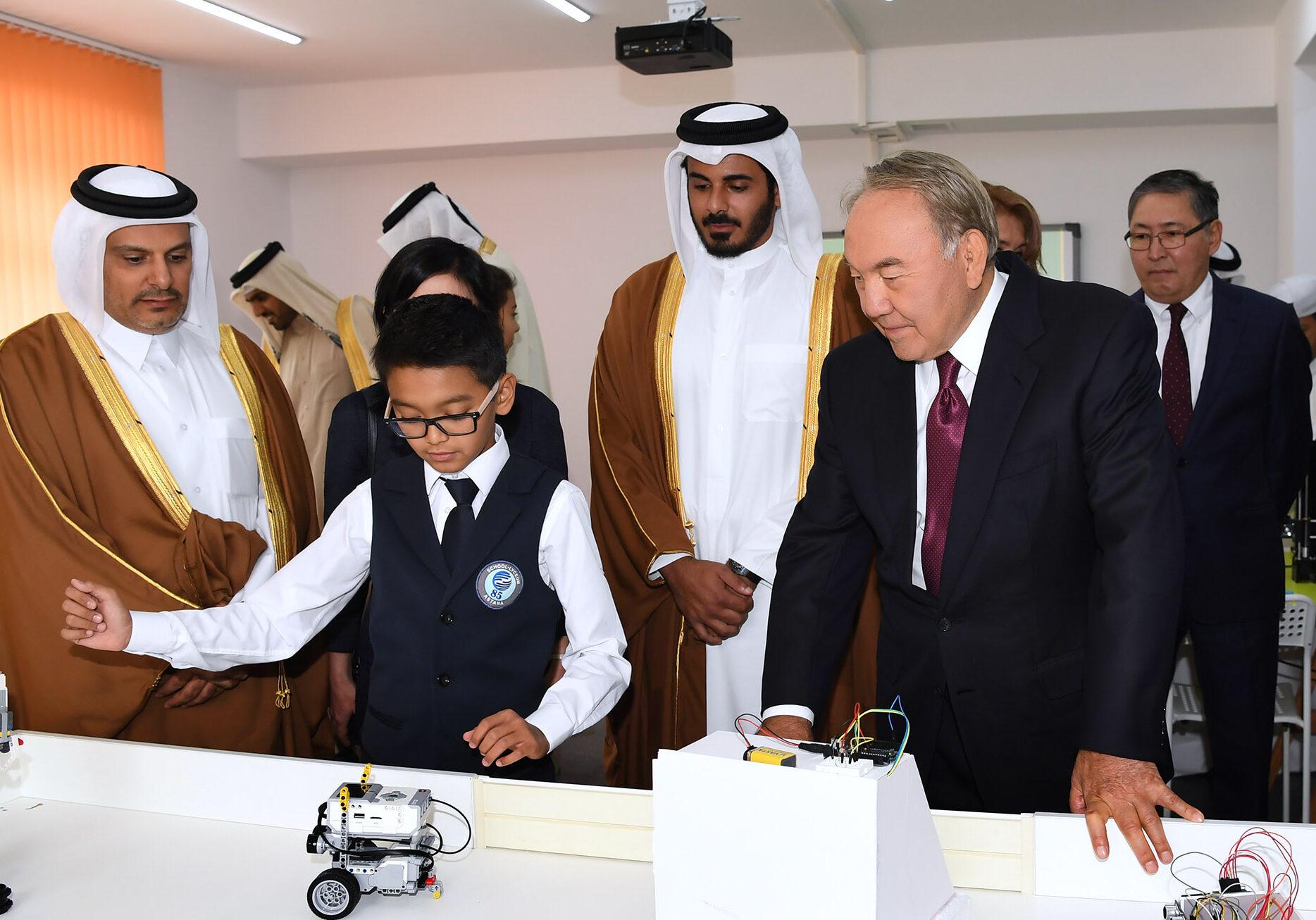 Двум школам в Нур-Султане могут присвоить имена шейхов