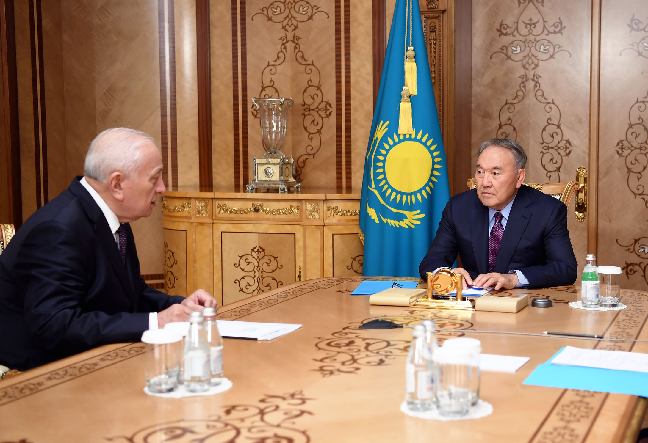 b7d4d68e8041ba3fcdafc332eddfb54b - Nazarbayev told about new opportunities for Kazakh scientists