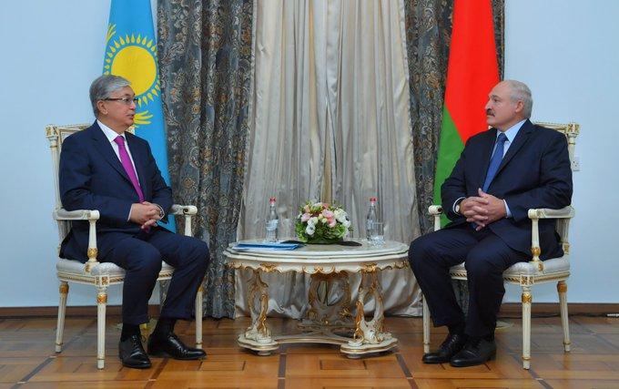 dfb5422c2a9c8ba4ed43299398cb9b2c - Kassym-Jomart Tokayev met with Alexander Lukashenko