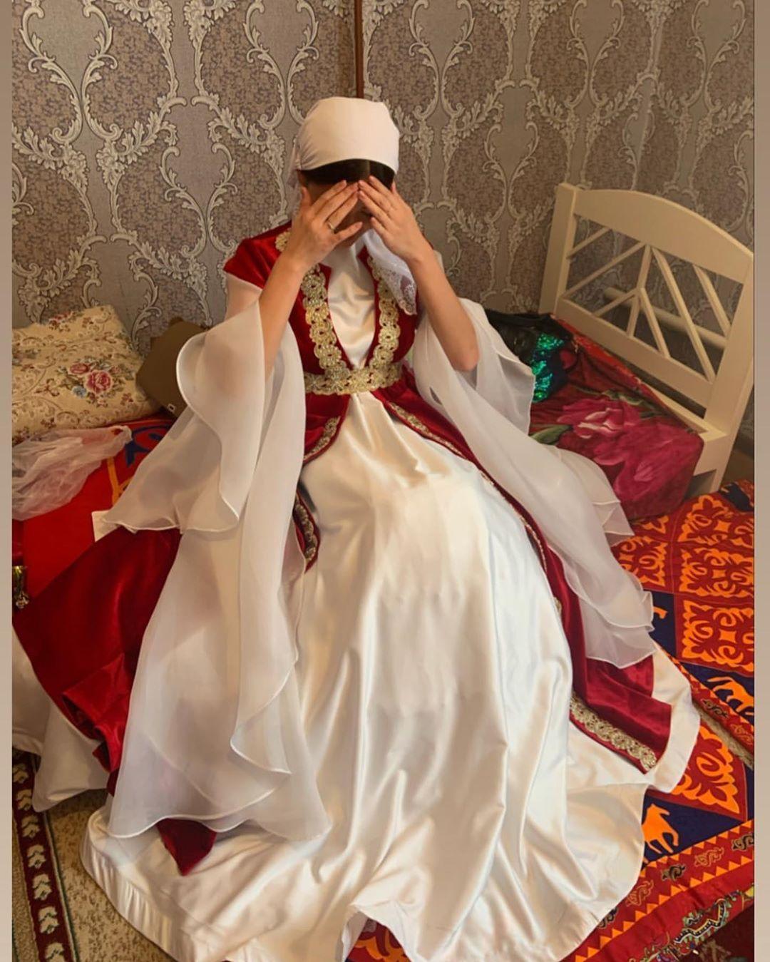 Тауекел Мусилим женился на первой вице-мисс Караганды (Фото) 1