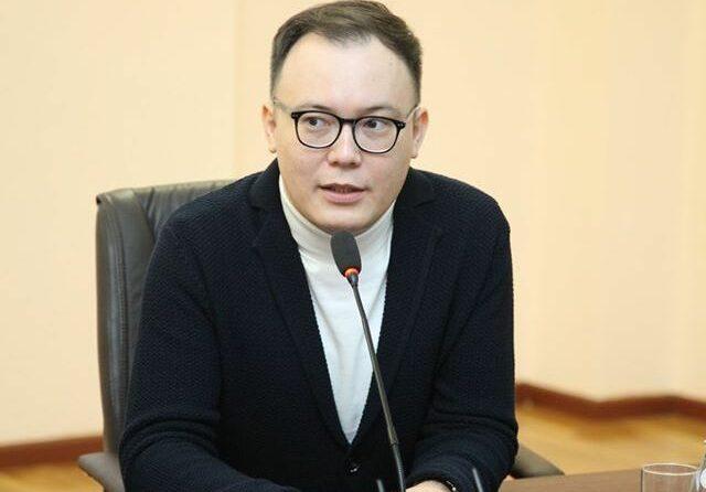Бахытжан Бухарбай