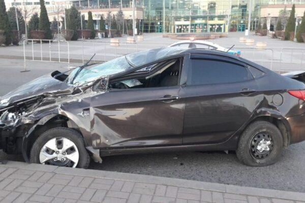 fbb298e92b8b2858387aae8f46e14147 600x400 - Drunk girl knocked down and killed a man in Almaty