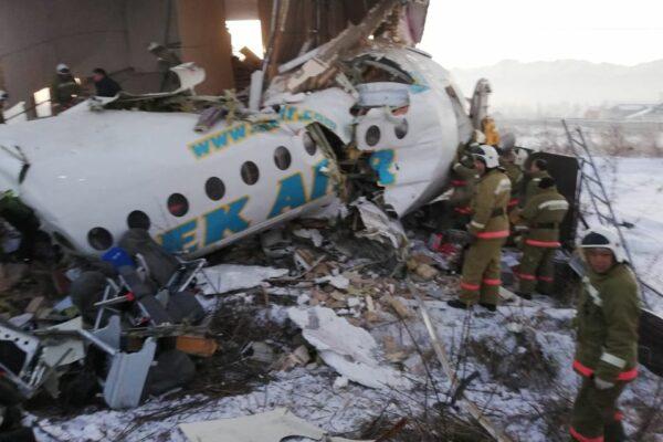 16aa77b9134c7ea8329758ba86210423 600x400 - The co-pilot Fokker 100 regained consciousness