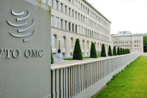 8894419a775f5385be2115655090f9f7 600x400 - Elimination of arbitration, the WTO will strengthen the role of inter-regional trade unions — the expert