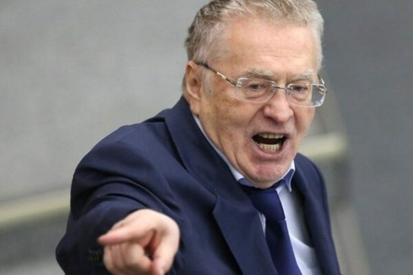 f88a4bd32a4806bdc60e7e3d1dad3e97 600x400 - Zhirinovsky has accused the West of killing Russians drug