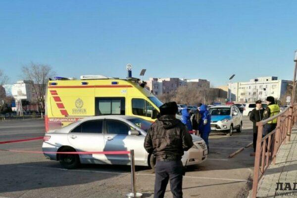 231f3755a34dd8cb9a41343b72a0d375 600x400 - Man's body found in parked at a Mall in Zhanaozen car