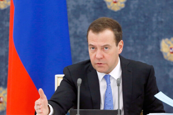 50d23d828dc4fcaa71f26973c9262053 600x400 - Dmitry Medvedev has dismissed Russia's government