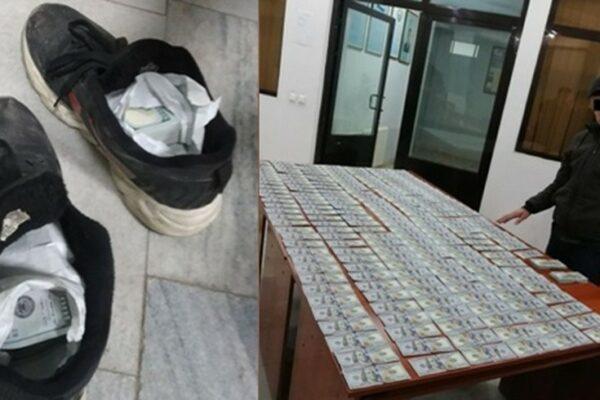 5707485f3192c5a2adfd4b963de1b9c1 600x400 - The man tried to take out of Uzbekistan 40 thousand dollars in sneakers