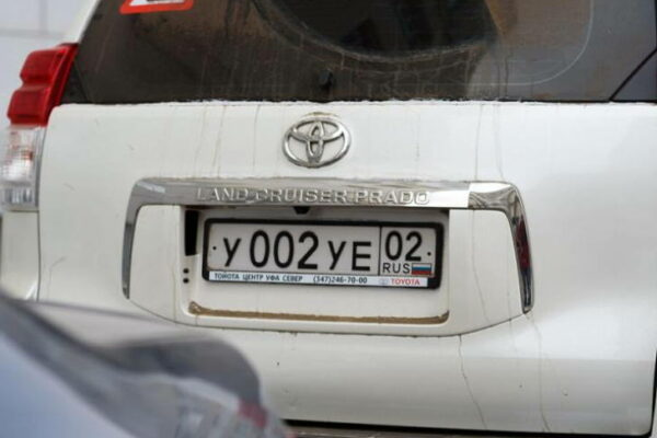 7d485a9c9d76065baed2738fbda4b92e 600x400 - Kazakhstani drivers with foreign license plates will forget about the sense of impunity