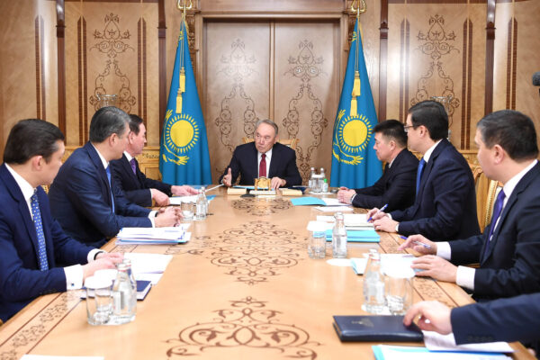 94f2f08675e5d6f6620eaf064928c7ff 600x400 - Nazarbayev discussed with the leadership of the office your schedule for 2020