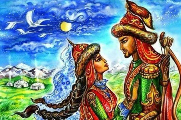 b654cd377c74c05f8e6898dfa95025b5 600x400 - For stealing the bride could lose the head — a tradition Kyz Alyp ASU