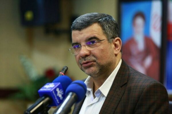 3aafda2edd1d27af46768cbb036d9f98 600x400 - Deputy chief physician of Iran contracted the coronavirus