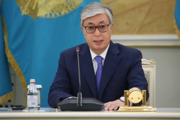 c956477ee699e194fd85fe64cfd25f5c 600x400 - The President congratulated Kazakhstan on the National day of dombra