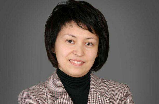 Наталья Оспанова