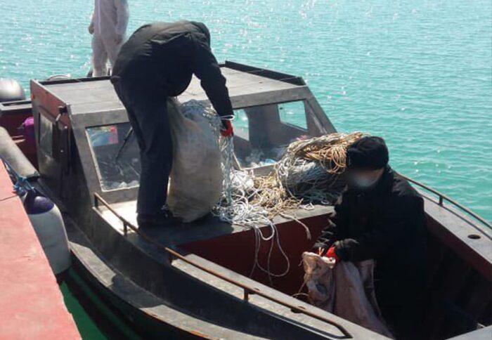 граждане азербайджана браконьерствовали на каспии
