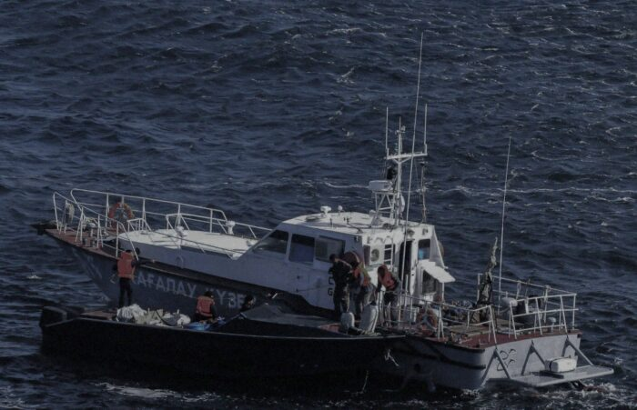 задержание азербайджанцев у берегов мангистау