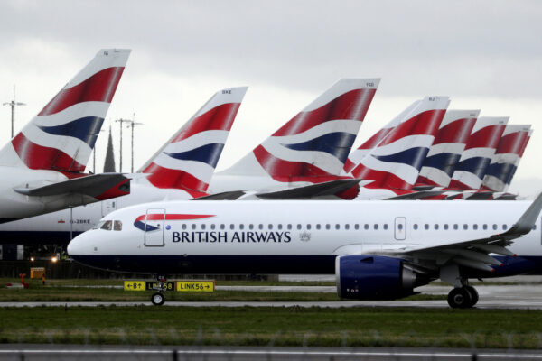 c783bd2b4dbbbeef2fcce46c0909673a 600x400 - British airlines have filed a lawsuit against the authorities for quarantine