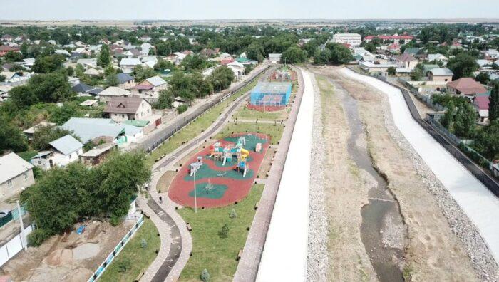 "276b6a9082e5afc663ef746ddd07282d 700x396 - Children's Park ""Ana-Nury"" was opened in the village of Shamalgan"