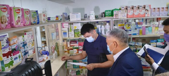 e484b5b0b6583da7de7db5eb0b7527ab 700x315 - In Almaty region conducted a monitoring of prices for medicines