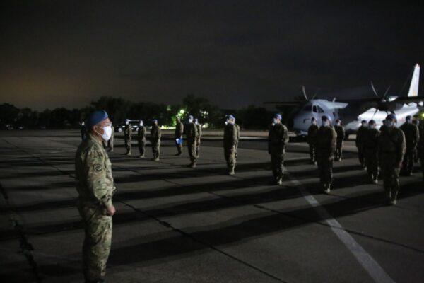 43f53310357a95cc7f35e4ba3bbe072b 600x400 - Kazakhstan military went to Lebanon