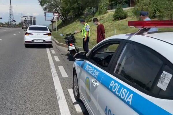 9169c2eb98db0e8a27e5c421822c9da2 600x400 - 56 motorcyclists fined for days in Almaty
