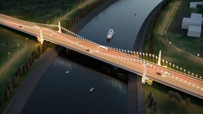 мост нур-султан тауелсиздик