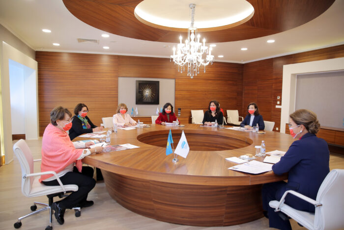 альянс женских сил