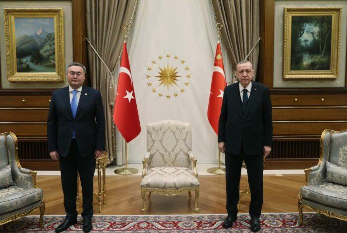 тлеуберди эрдоган