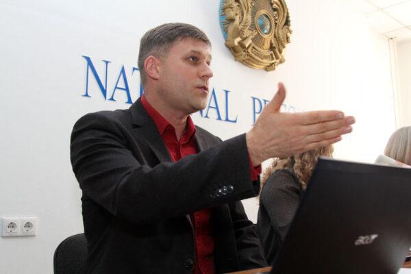 Сергей Уткин. Фото: forbes.kz