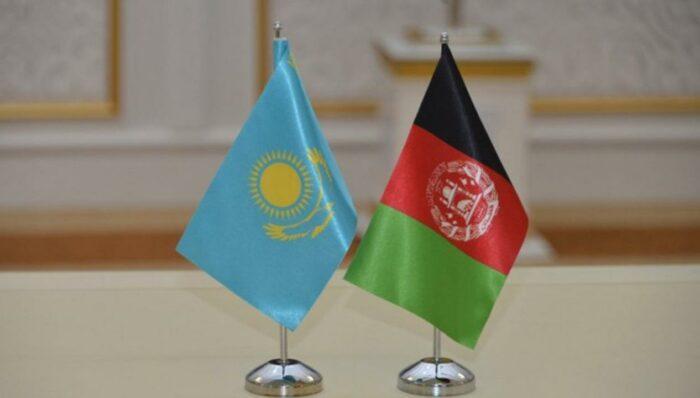 флаги казахстан афганистан