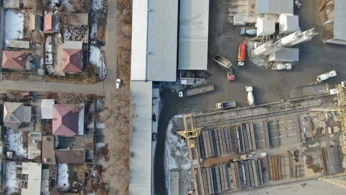 цементный завод Алматы