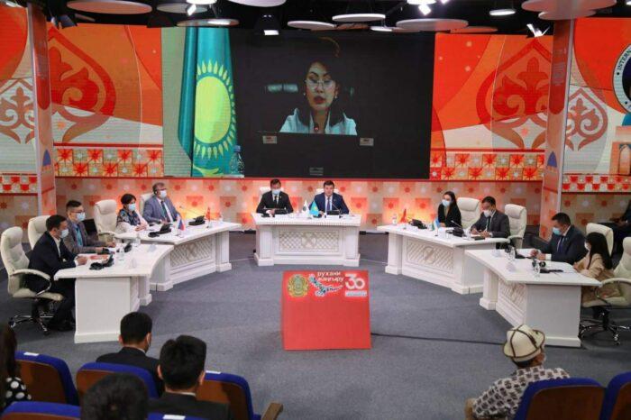 саммит туркестан