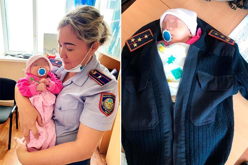 Пьяные родители оставили двухмесячного ребенка без присмотра в Актобе