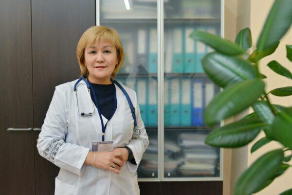 Бахыт Нургалиевна Кошерова