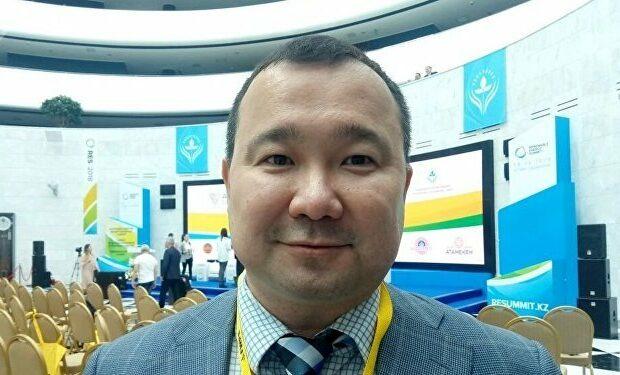 Арман Кашкинбеков
